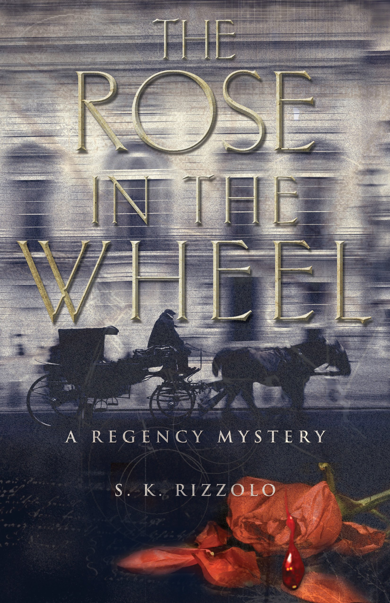 Download Rose in the Wheel, The (Regency Mysteries) pdf epub