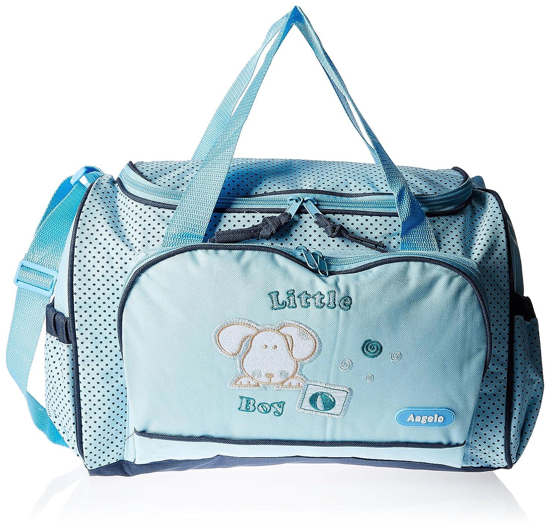 3 tlg Baby Farbe rosa Hund Wickeltasche Pflegetasche Windeltasche Babytasche Reise Farbauswahl