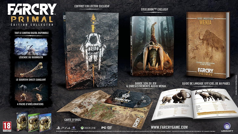 Far Cry Primal - Édition Collector [Importación Francesa]: Amazon ...