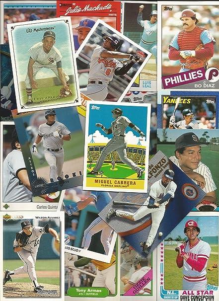 Baseball Cards 50-Pack