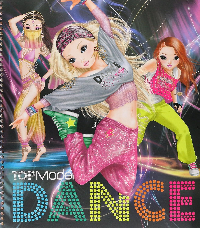 Topmodel Ausmalbilder Dance : Gem Tlich Hip Hop Malbuch Fotos Framing Malvorlagen