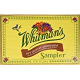 Whitman's Sampler Nut Cluster Assortment Box, 10 Ounce