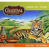 Celestial Seasonings Bengal Spice Herbal Tea 40 Count