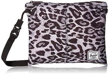 48252078681 Amazon.com  Herschel Alder Cross Body Bag Snow Leopard One Size