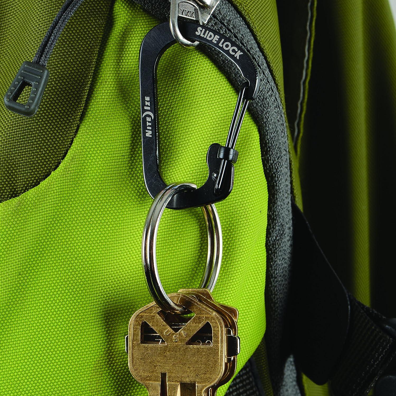CSL3-01-R6 Nite Ize Csl2 01-r6/Mousqueton Slide Lock