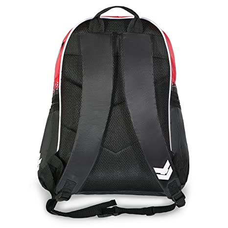 8d5735f11 Flux Guardian Soccer Bag with Ball Holder - Sports Backpack with Cleat and  Ball Holding Pocket for Soccer, Basketball and Volleyball - Comes with  Signature ...