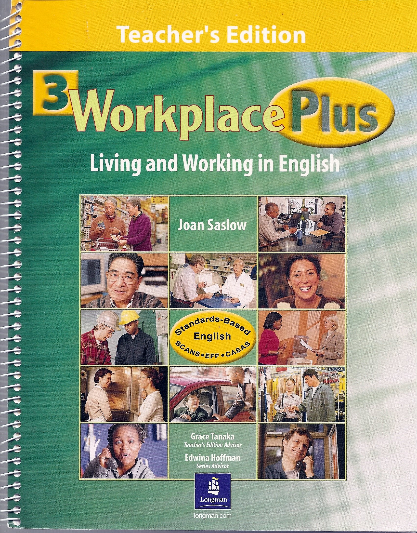 Workplace Plus 3 Teacher's Edition: Living and Working in English pdf