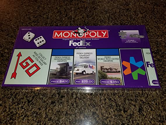MONOPOLY One Piece Property Trading Board Game Japanese Anime Manga F//S FedEx