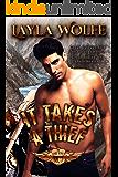 It Takes a Thief: A Motorcycle Club Romance (The Bare Bones MC Book 7)