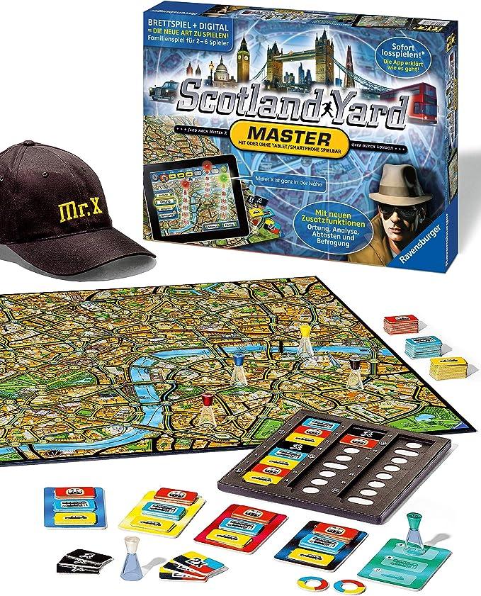 Ravensburger - Disfraz, de 2 a 6 Jugadores (26602) (versión en alemán): Projektteam III, Schacht, Michael: Amazon.es: Juguetes y juegos
