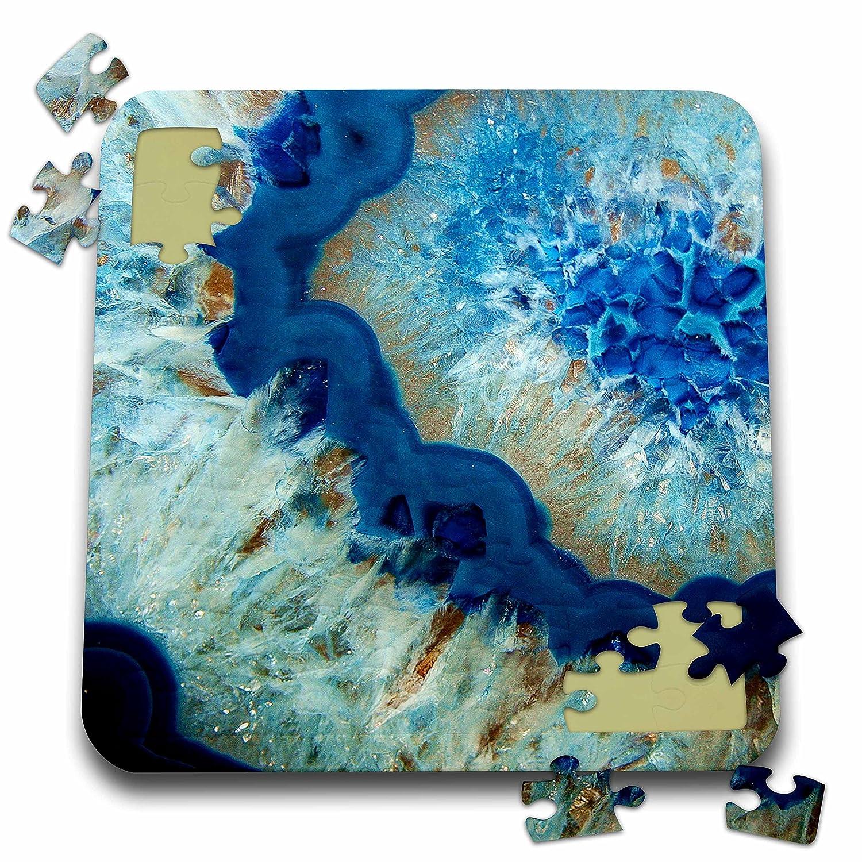 激安先着 Uta Naumann Faux Glitterパターン – アートプリントの高級ファッションブルー大理石メノウGem Faux Uta Mineralクオーツ – B07BFH1NMG 10 x 10インチパズル( P。_ 275049_ 2 ) B07BFH1NMG, kikaihanbai:2b9ef97b --- a0267596.xsph.ru