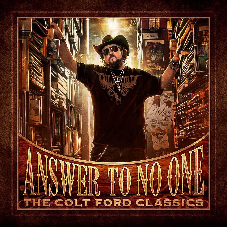 Colt ford cold beer