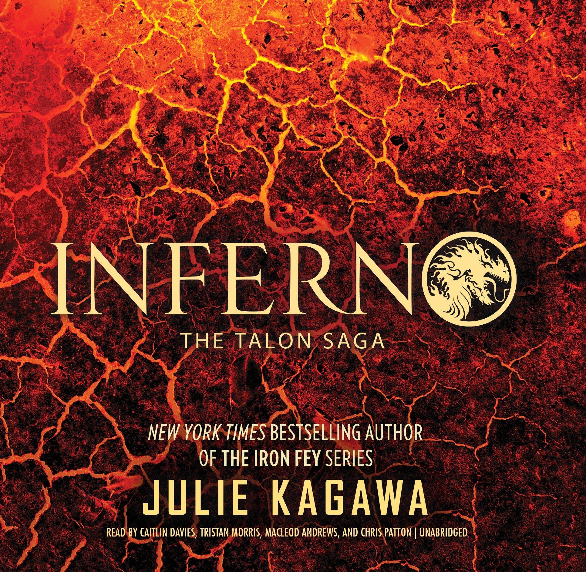 Amazon.com: Inferno (Talon Saga, Book 5) (9781504712637): Julie Kagawa:  Books