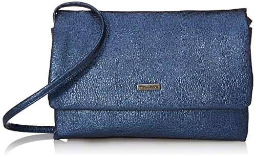 Tamaris Damen Louise Clutch, Blau (Blue), 1x12x23 cm: Amazon