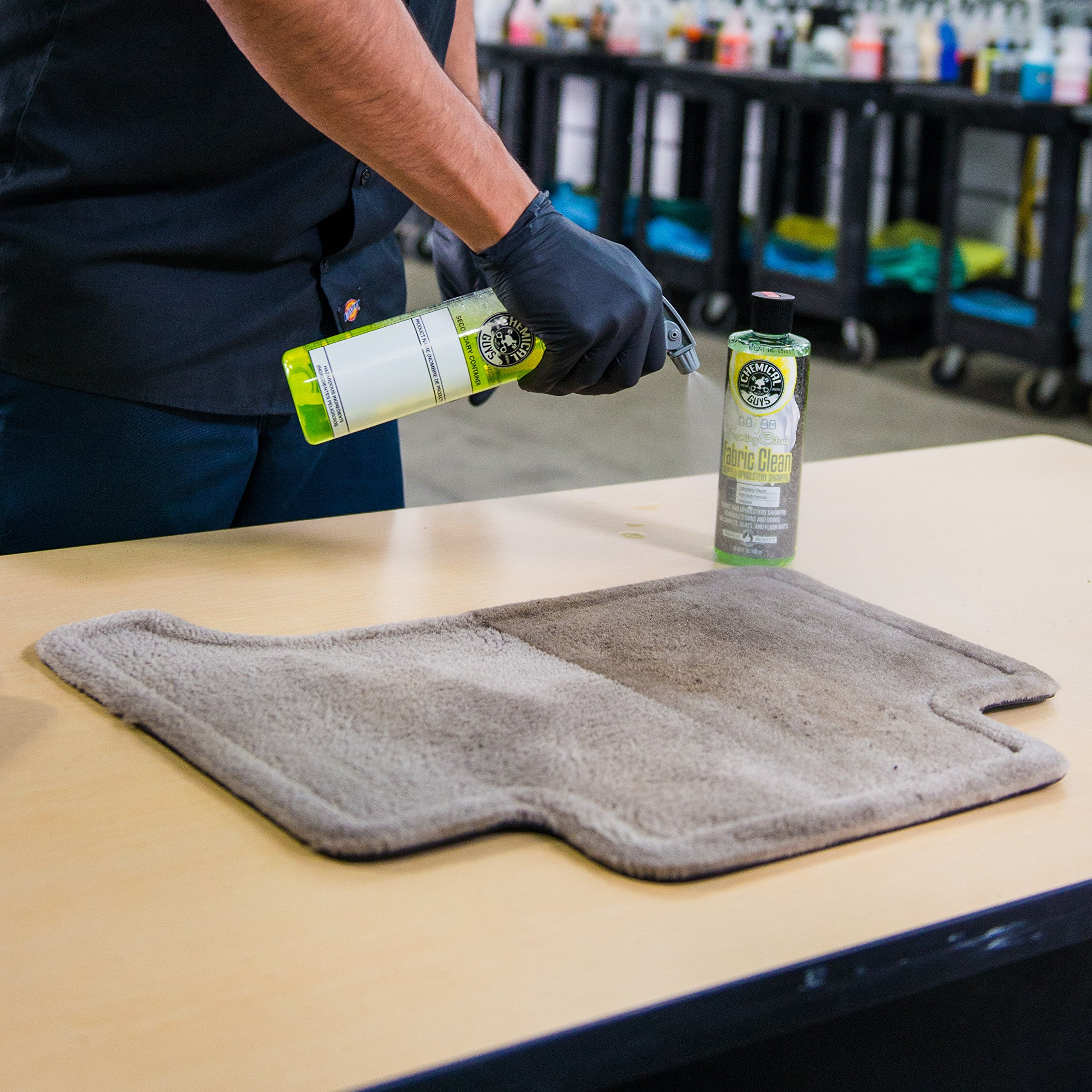 Chemical Guys HOL315 Carpet and Upholstery Cleaning Kit (3 Items), 16. Fluid_Ounces by Chemical Guys (Image #5)