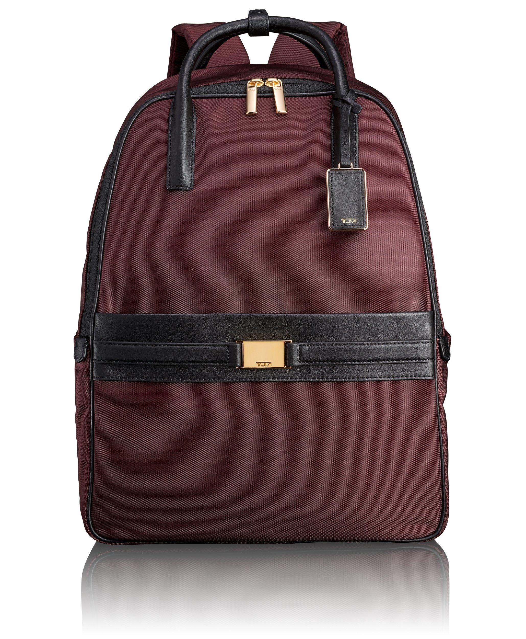 Tumi Larkin Paterson Convertible Backpack, Bordeaux
