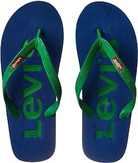 a6f0a4b1055 Levi s Men s Yellow Flip Flops Thong Sandals - 10.5 UK India (45 EU ...
