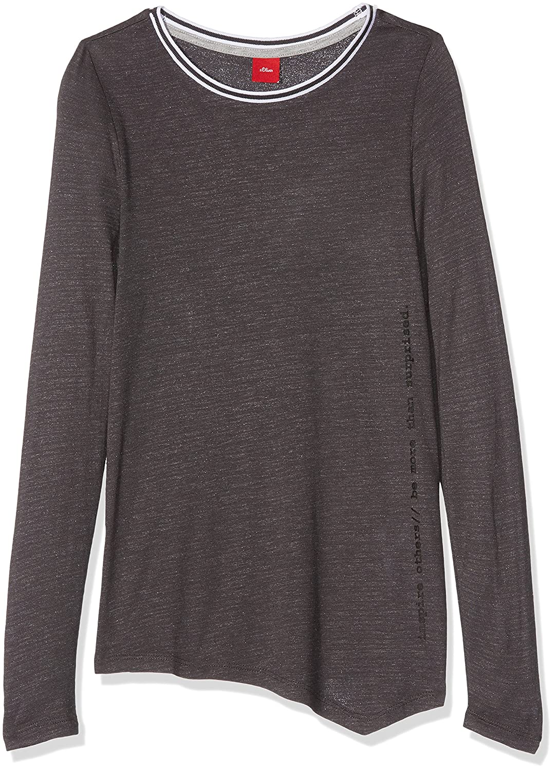 s.Oliver T-Shirt Manches Longues Fille
