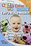 Baby Nick Jr.: Curious Buddies, Lets Make Music