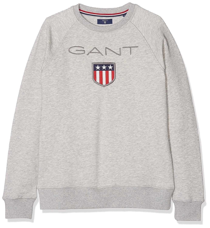 GANT Jungen Pullover Shield Logo Sweatshirt 906709