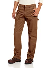 Dickies Men's Relaxed Straight-Fit Lightweight Duck Carpenter Jean