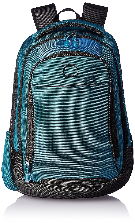 Delsey Capetown 25 Ltrs Blue Black Backpak (00300460000)