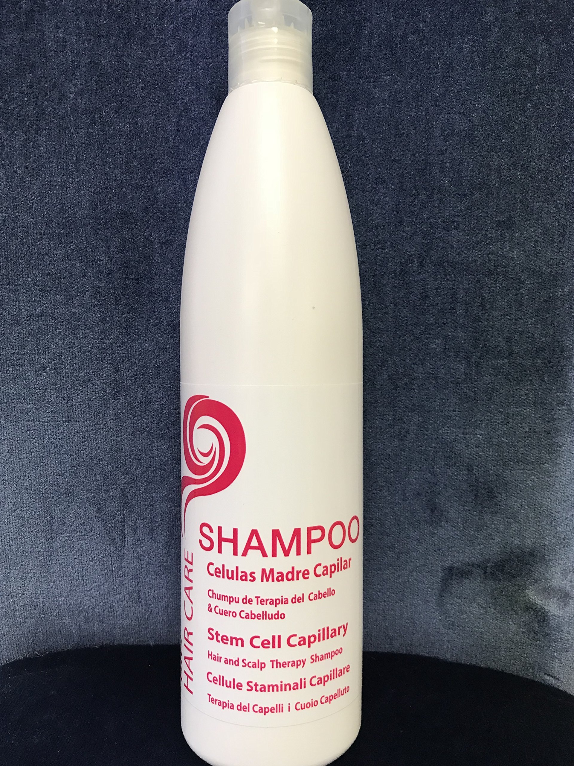 STEM CELL HAIR SHAMPOO SULFATE FREE / CELULA MADRE CAPILAR SHAMPOO 33.OZ