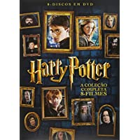 Col. Harry Potter 2016 Retratos [DVD]