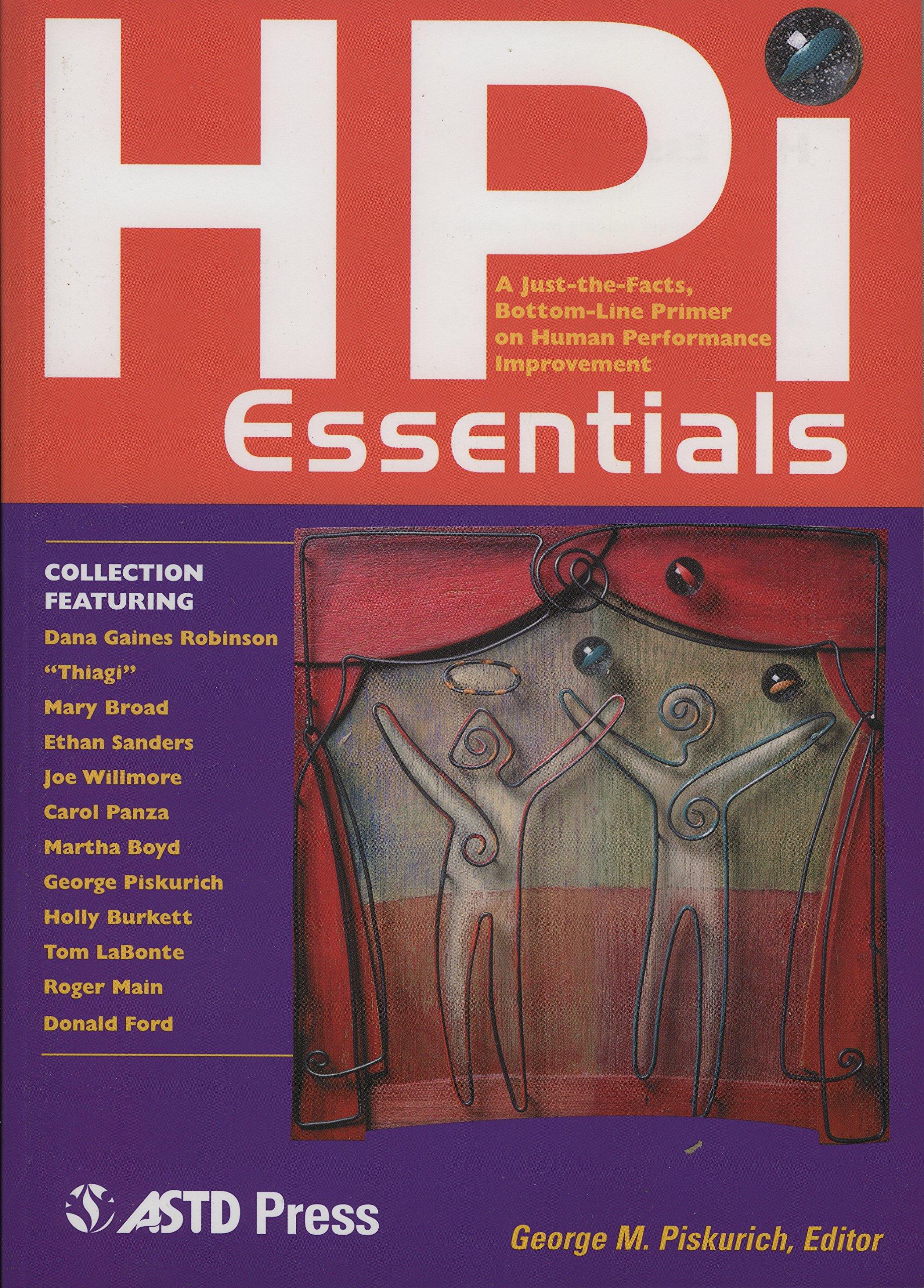 HPI Essentials pdf epub