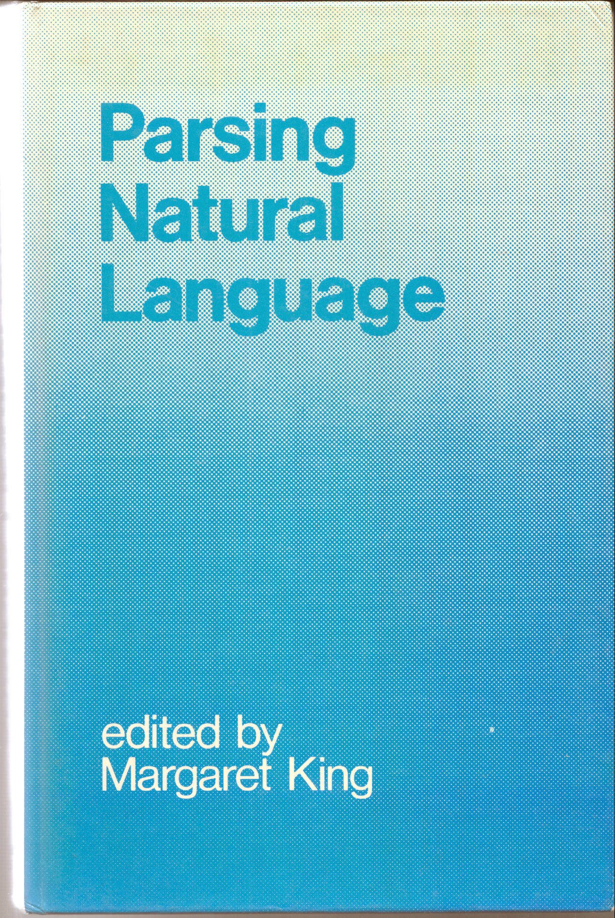Parsing Natural Language