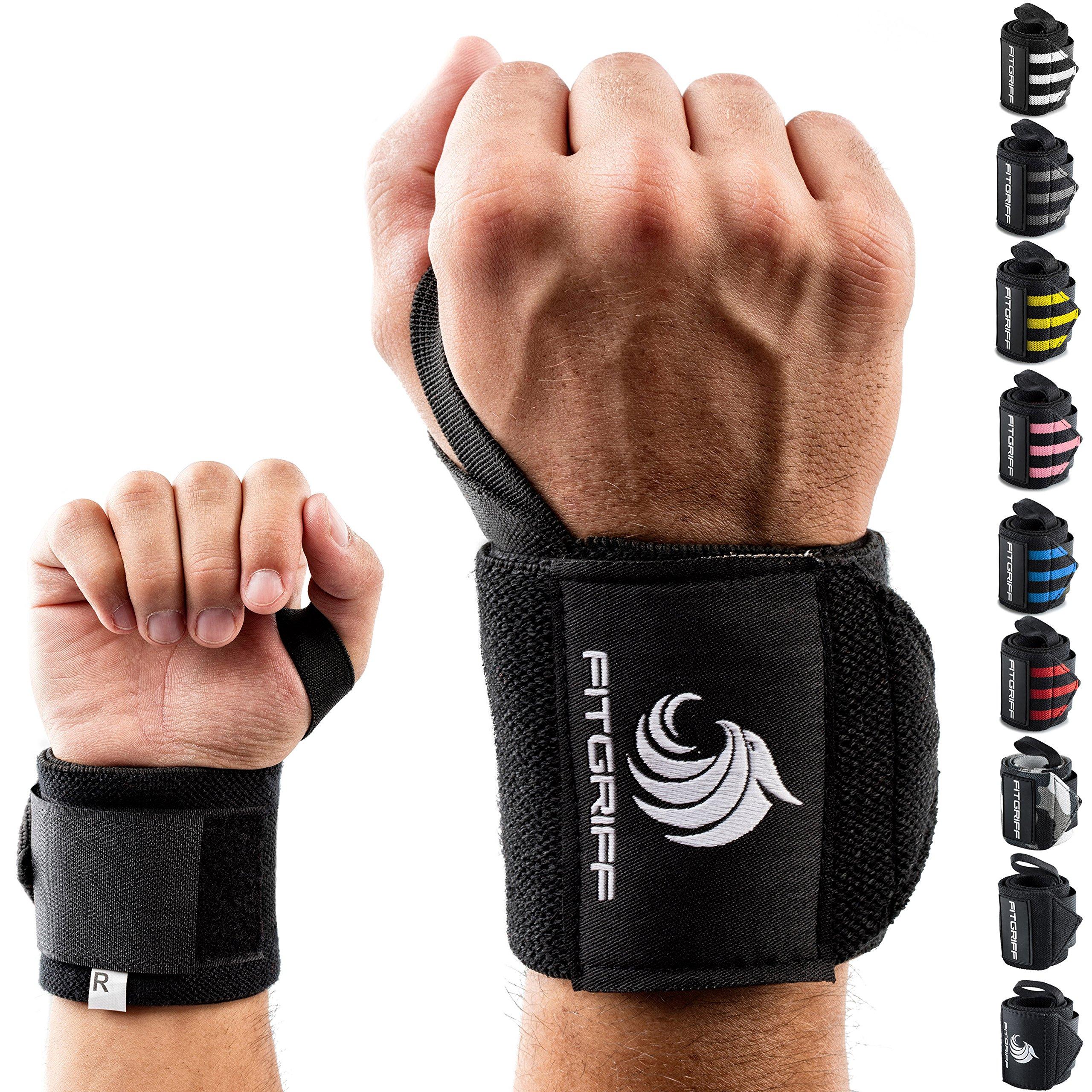 2 X Handgelenk Knöchel Bein Hand Gewicht Bandage Fitness-Studio Training