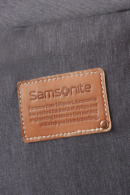 SAMSONITE Rewind Natural 2.3 KG Reisetasche 45 L Wheeled Duffle 55 cm River Blue