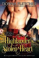The Highlander's Stolen Heart (Macinnes Sisters Trilogy Book 1) Kindle Edition