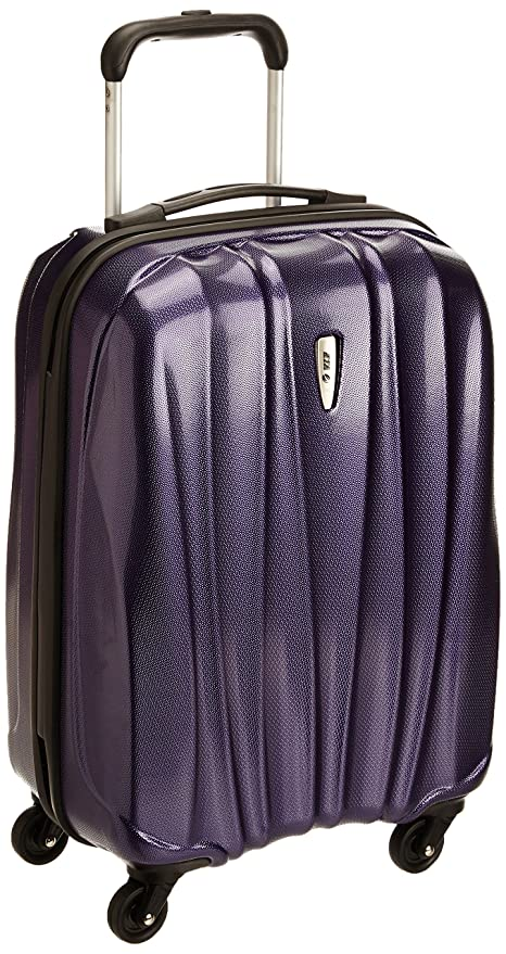 c4fa37c58504 Vip Polycarbonate 53 Cms Purple Carry-On (VERNXT53MDP)  Amazon.in  Bags