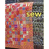 Kaffe Fassetts Sew Simple Quilts & Patch
