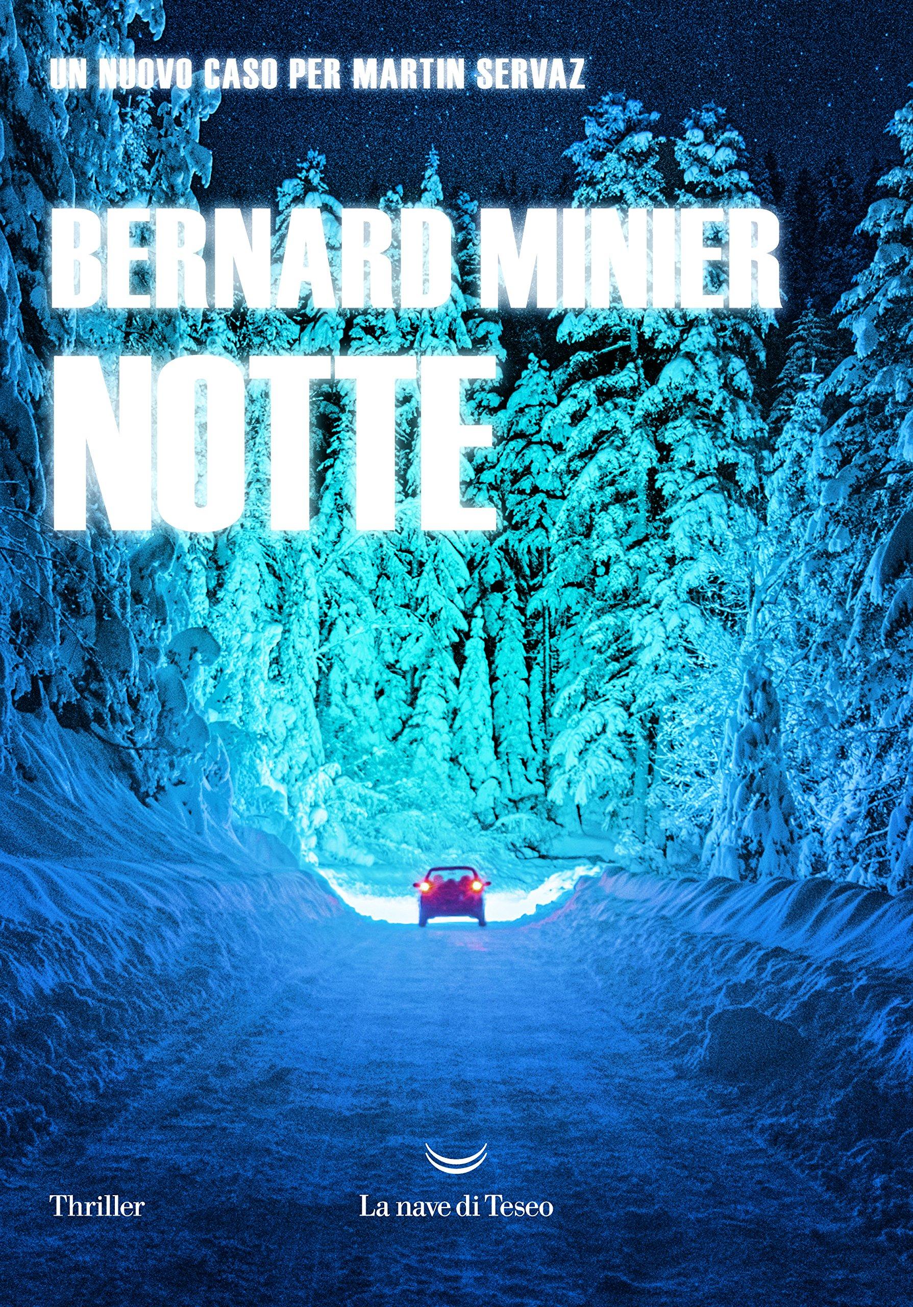Amazon Fr Notte Bernard Minier S Arecco Livres