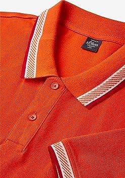 s.Oliver 131.10.004.13.130.2042586 Camisa de Polo, Naranja, XXL para Hombre: Amazon.es: Ropa y accesorios