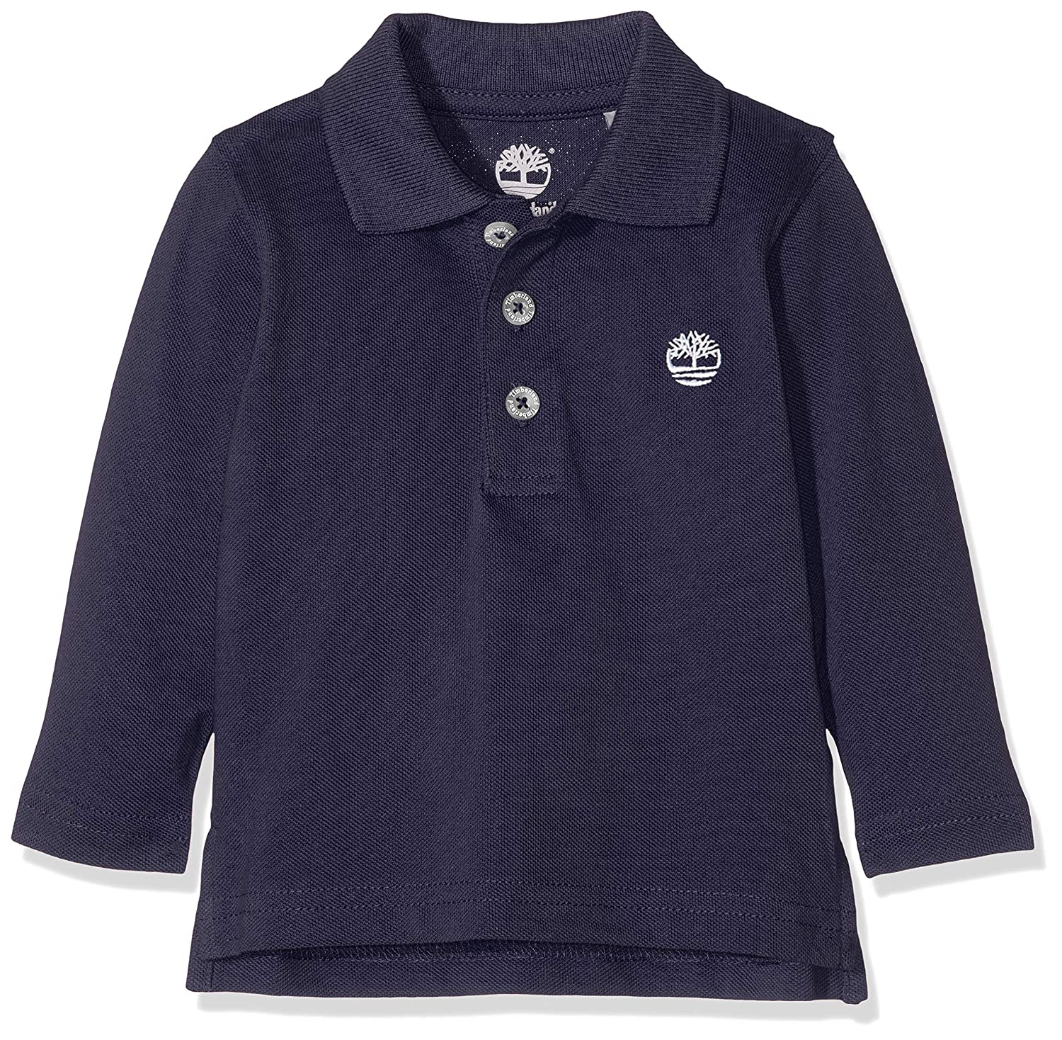 Timberland Manches Longues, Polo para Bebés T05H31