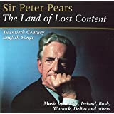 The Land of Lost Content: Twentieth Century English Songs