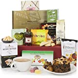 Luxury Afternoon Tea Delights - The Perfect All Round Food Hamper - Christmas & Birthday Hampers. New 2017 Gift Baskets