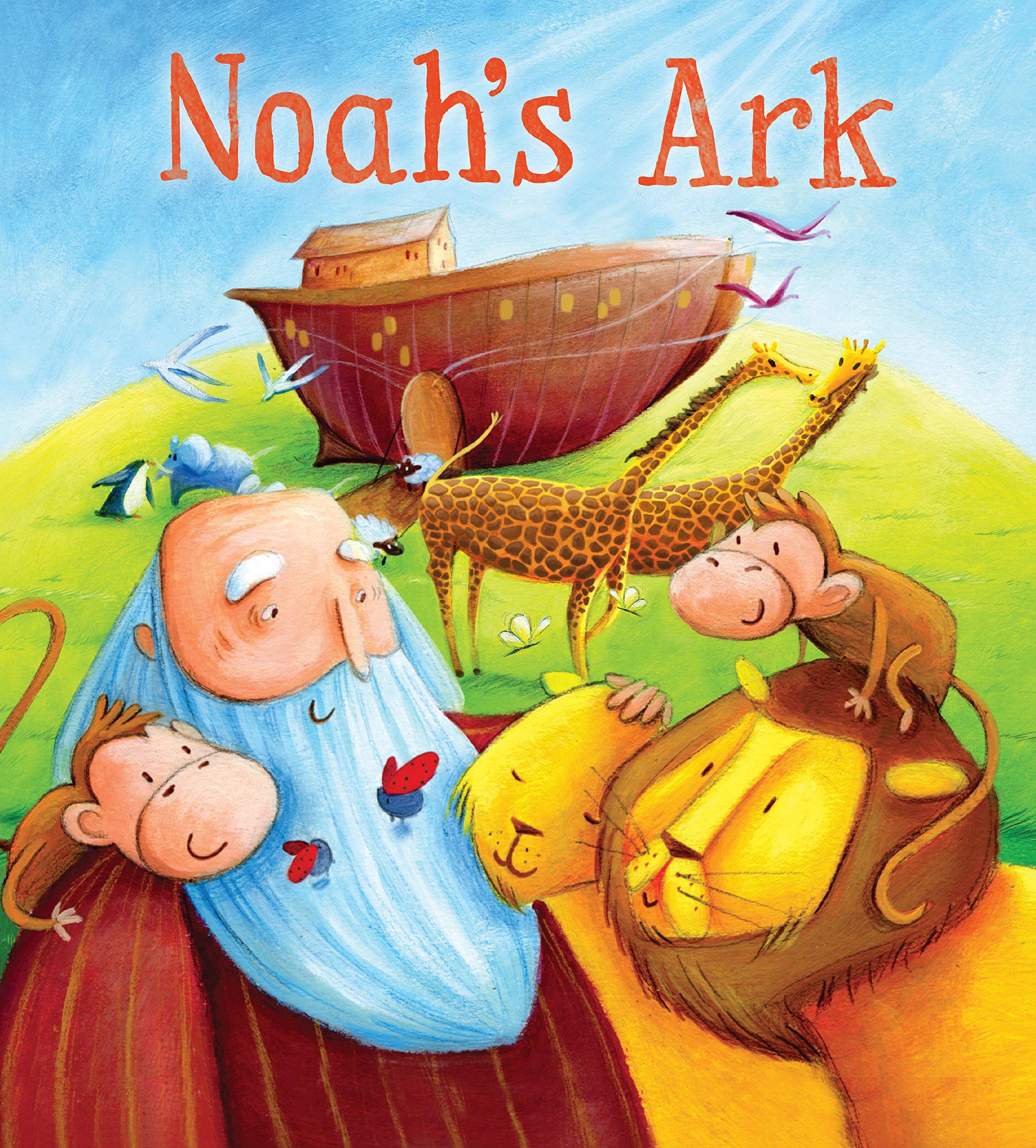 Download Noah'S Ark (My First Bible Stories) pdf epub