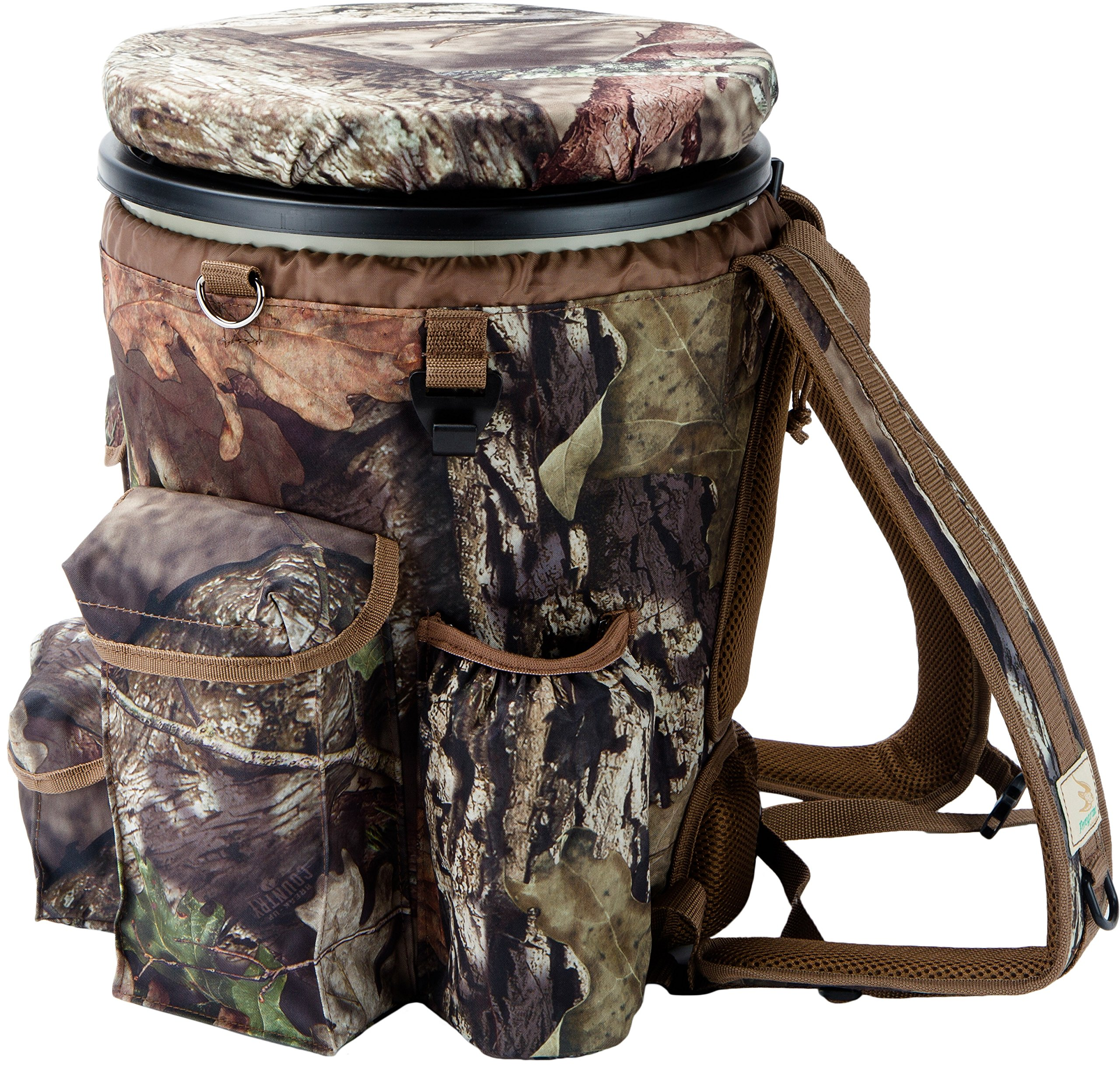Peregrine Venture Bucket Pack Field Gear Venture Bucket Pack in Break-Up Country, 5 gallon by Peregrine (Image #2)