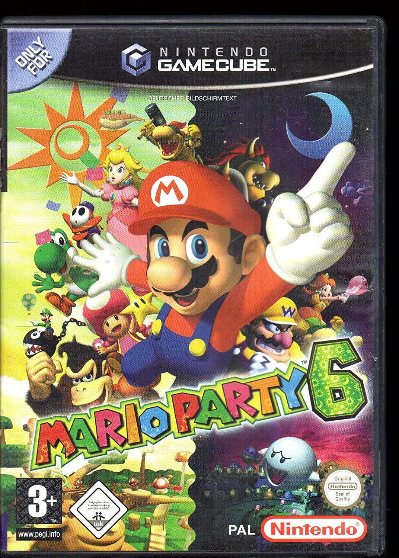 Mario Party 6 [Importación alemana]: Amazon.es: Videojuegos