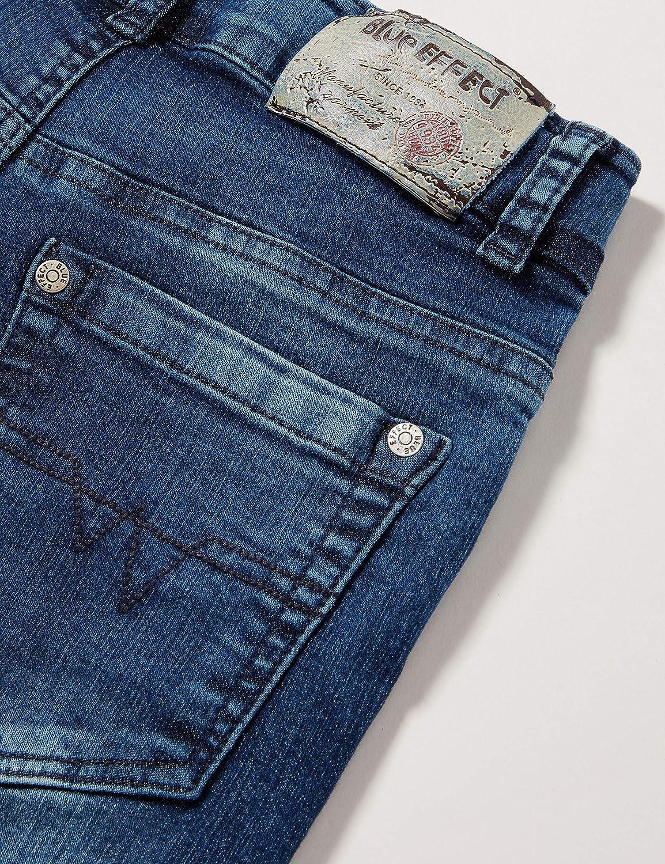 , Blue Effect  0226 Jungen Ultrastretch Jeans,