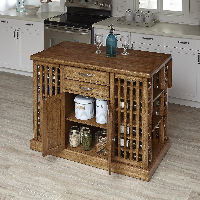 Amazon Home Styles 5047 94 The Vintner Kitchen Island Warm