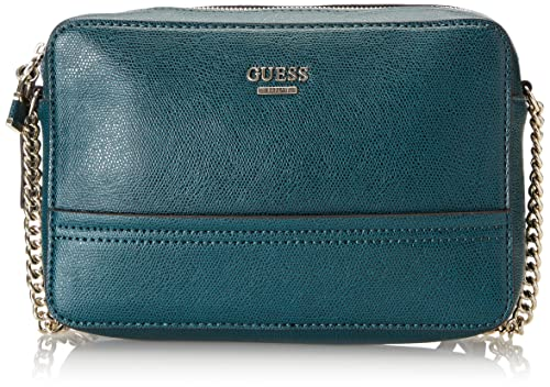 Guess - Hwvg6421120, Bolsos de mano Mujer, Verde (Forest), 15x22x32 cm