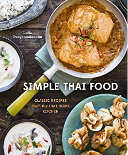 Quick easy thai 70 everyday recipes nancie mcdermott alison simple thai food classic recipes from the thai home kitchen forumfinder Image collections
