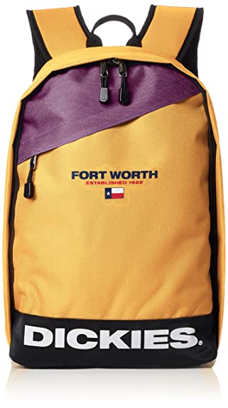 faebc75ad49a [ディッキーズ]リュックサック DK FT WORTH DAYPACK 14475300 デイバッグ イエロー