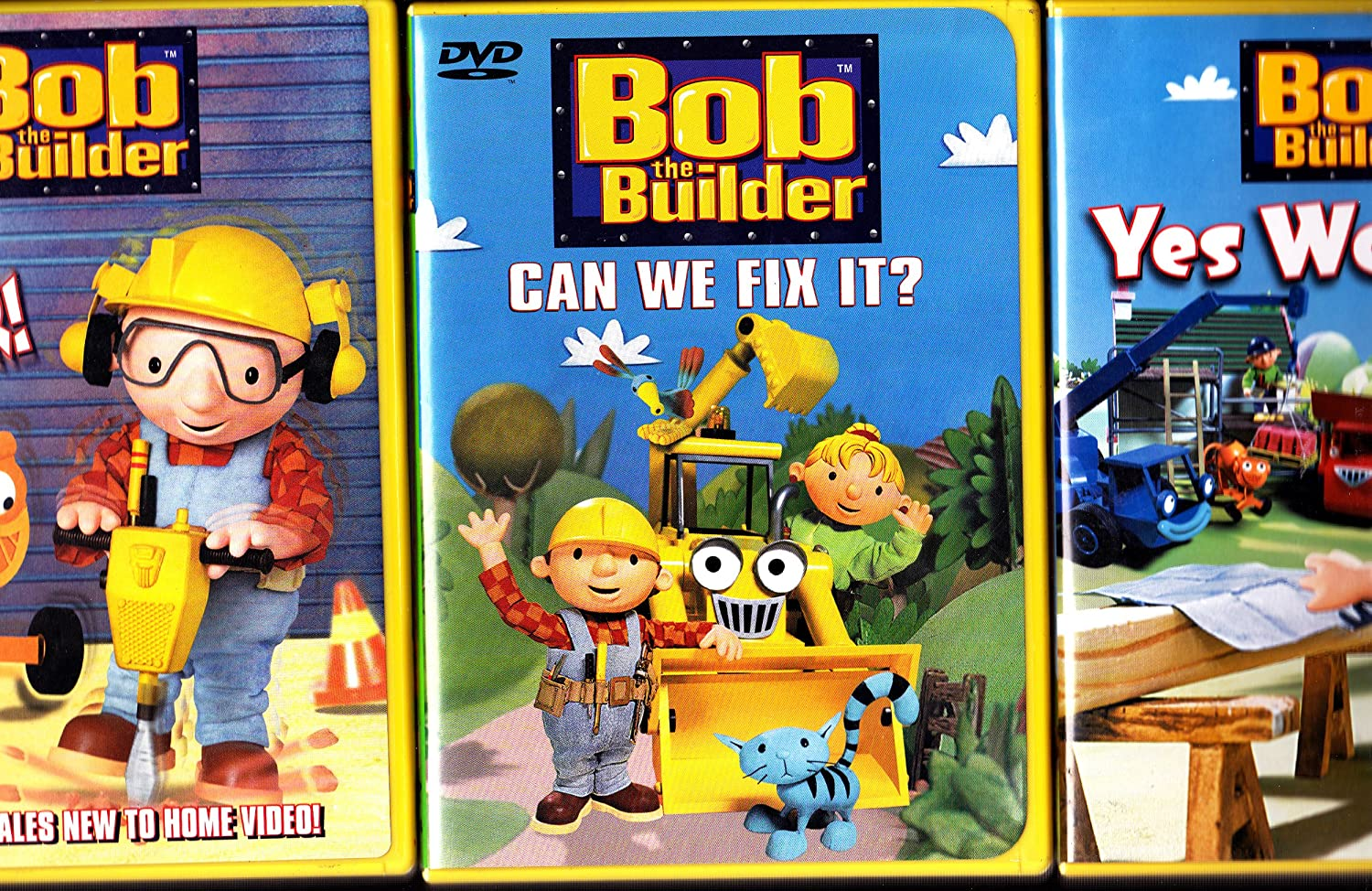 Amazoncom Can We Fix It Yes We Can Tool Power Bob The