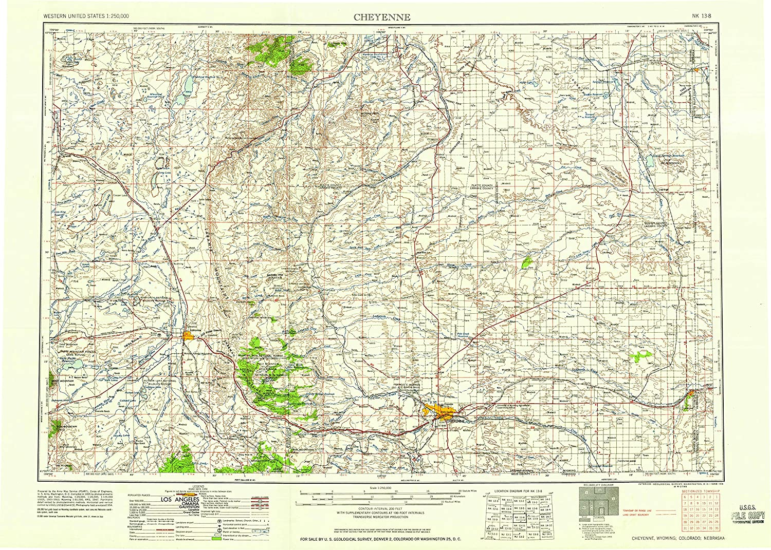 wyoming map, salish map, hartford map, chicago map, abilene map, sioux map, san juan metro map, new mexico map, helena map, northern thai map, colorado map, dodge city map, sherman denison map, city of deadwood sd map, colter bay village map, denver map, catlettsburg map, las vegas map, ft. laramie map, pueblo map, on cheyenne map